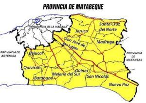 Mayabeque_mapa